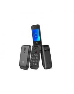 "Alcatel 2053D Black, 2.4 "", TN, 240 x 320 pixels, 4 MB, 4 MB, Dual SIM, USB version micro USB, Built-in camera, Main camera 0.3"