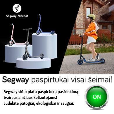 Segway_paspirtukai